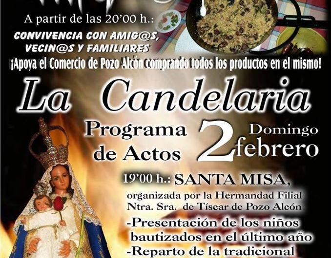 Concurso de migas y La Candelaria