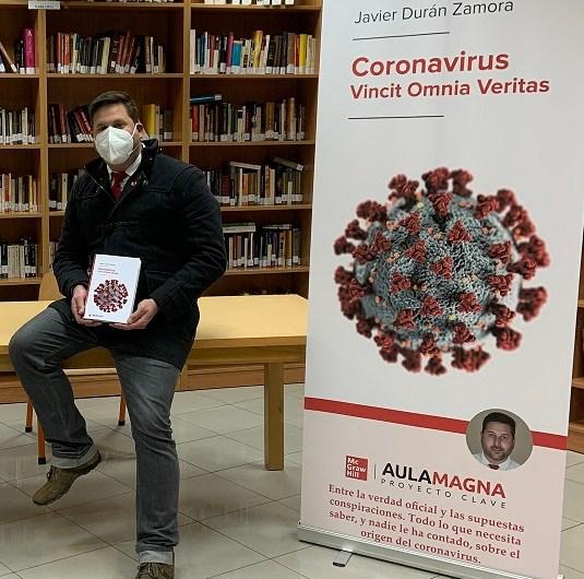 Javier Durán, un experto en coronavirus entre nosotros