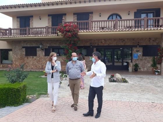Hotel Los Nogales se beneficia de ayudas de la Junta de Andalucía