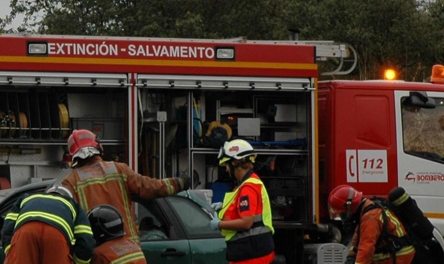 Un fallecido y un herido en un accidente de tráfico cerca del Pantano de la Bolera