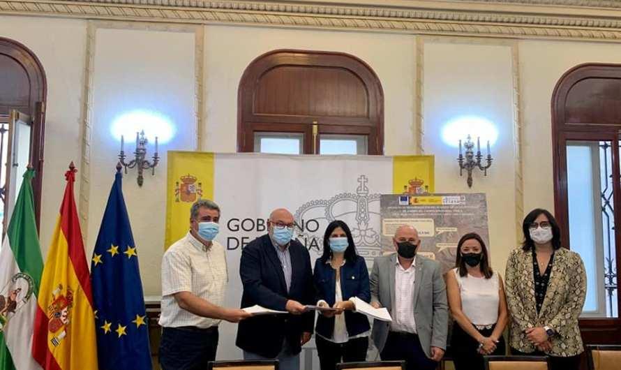 13,6 Millones de €, financiación de la II Fase de modernización de riegos en  Cuevas del Campo