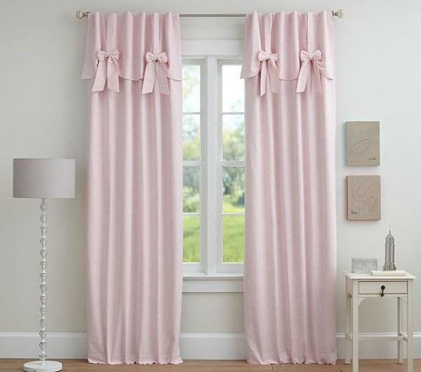 Qu cortinas pongo en la habitacin de mi beb
