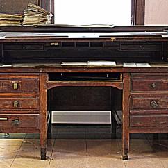 Small Antique Desk Globe Antique Furniture Refinishing Mesa Az