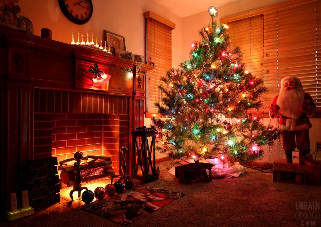Cozy Classic Christmas Corner  Lorain 365