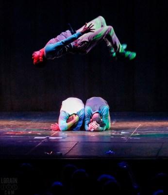 Amazing dancers.