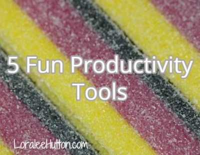 five fun productivity tools
