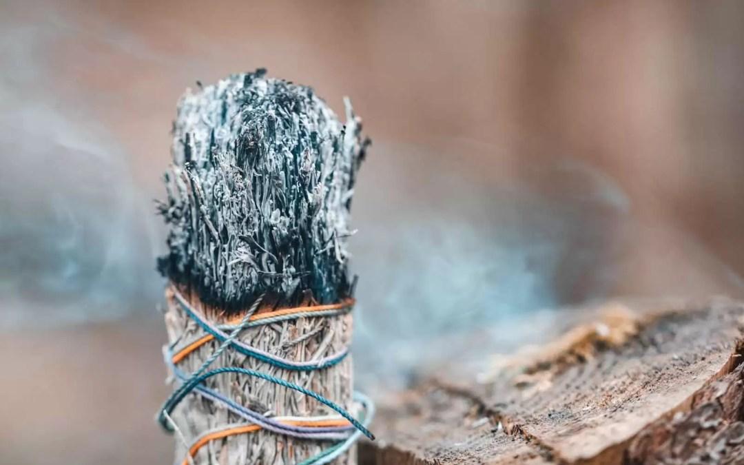 Quel encens de purification utiliser pour nettoyer un lieu de vie ?
