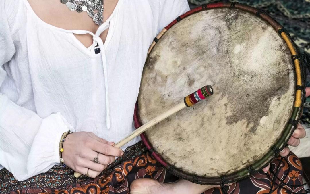 Qu'est-ce que le voyage chamanique au tambour ?