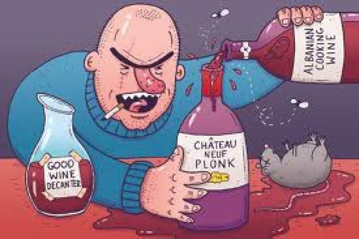 wine mixing