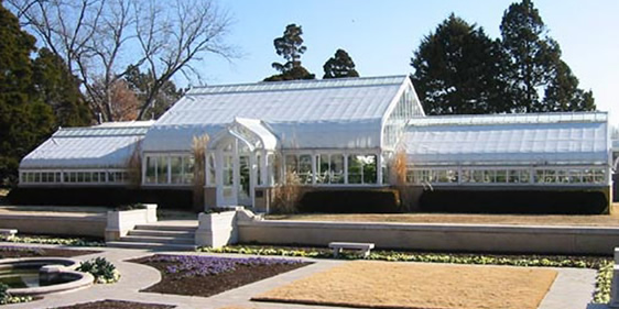 Quality Conservatory  Lord and Burnham Conservatory