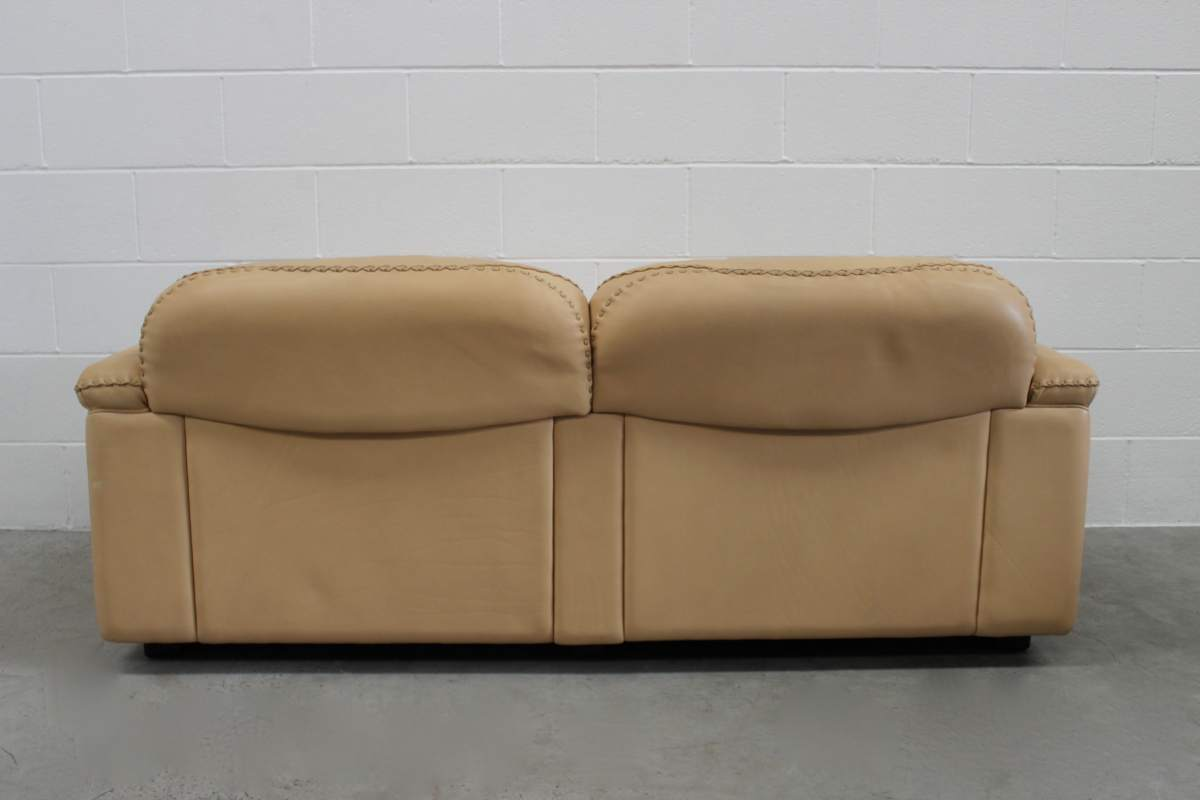 de sede sleeper sofa sack vs chill bag stunning immaculate ds 101 2 5 seat in neck leather available