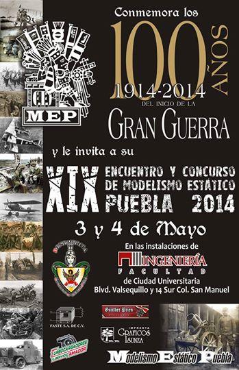 248 - XIX Encuentro y Concurso de Modelismo Estático Puebla 2014 (1/3)