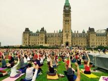 Parliament Hill Yoga Body Lord Elgin Hotel