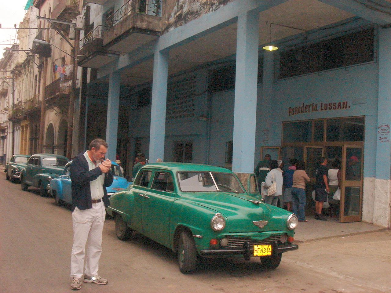 january 2008 in habana