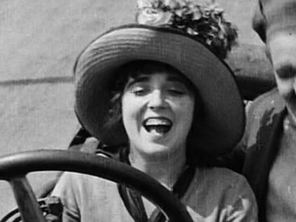 Image result for mabel at the wheel 1914
