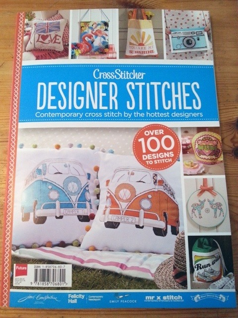 Cross Stitcher Designer Stitches Bookazine