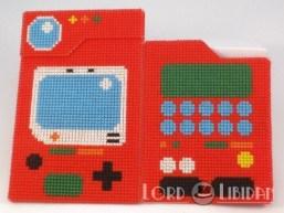 3D Pokedex Cross Stitch
