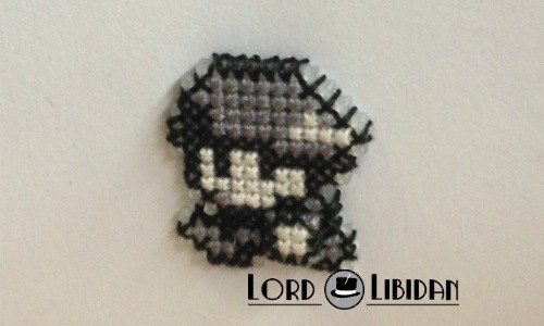 3D Pokemon Character Cross Stitch