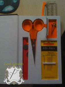 Tool Book Safe
