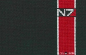 N7 Cross Stitch