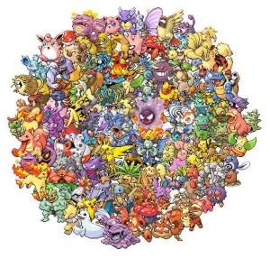 free epic pokemon cross stitch pattern