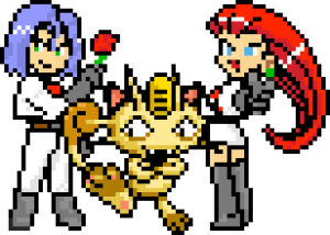 team rocket pokemon
