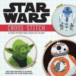 Star Wars Cross Stitch Cover by rhys turton lord libidan