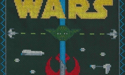 Star Wars Light Side Sampler Cross Stitch by Lord Libidan