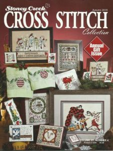 Stoney Creek Cross Stitch magazine cover