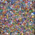epic pokemon all generations cross stitch pattern