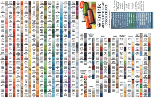 Geeky image intended for free printable dmc color chart