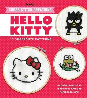 hello kitty cross stitch book by Lord Libidan