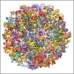 epic pokemon circle free cross stitch pattern