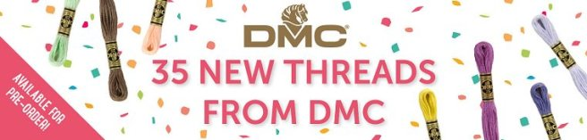 DMC new threads
