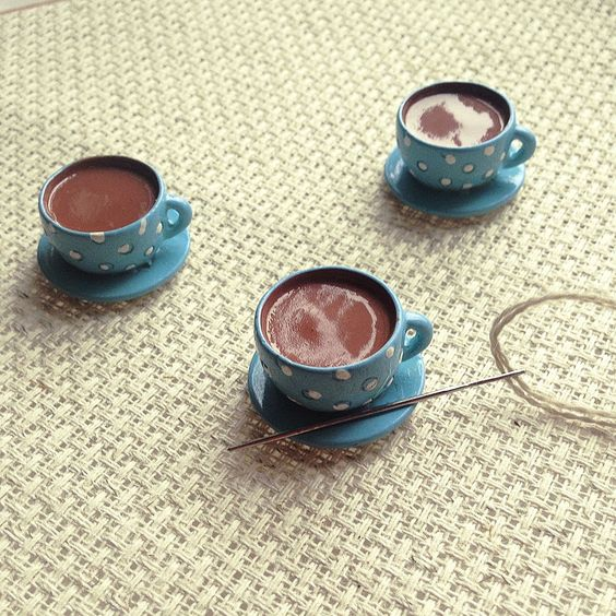 coffee cups needle minders (source: pinterest)