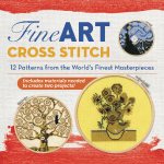 Fine Art cross stitch book by Lord Libidan
