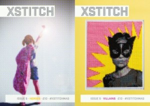 xstitch mag Issue 5 Combined Cover