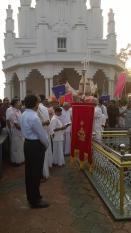 Athirampuzha feast 2016 - flag hoisting (3)