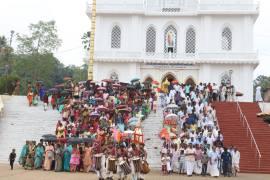 Kuravilangad St. George Feast 2016 (20)