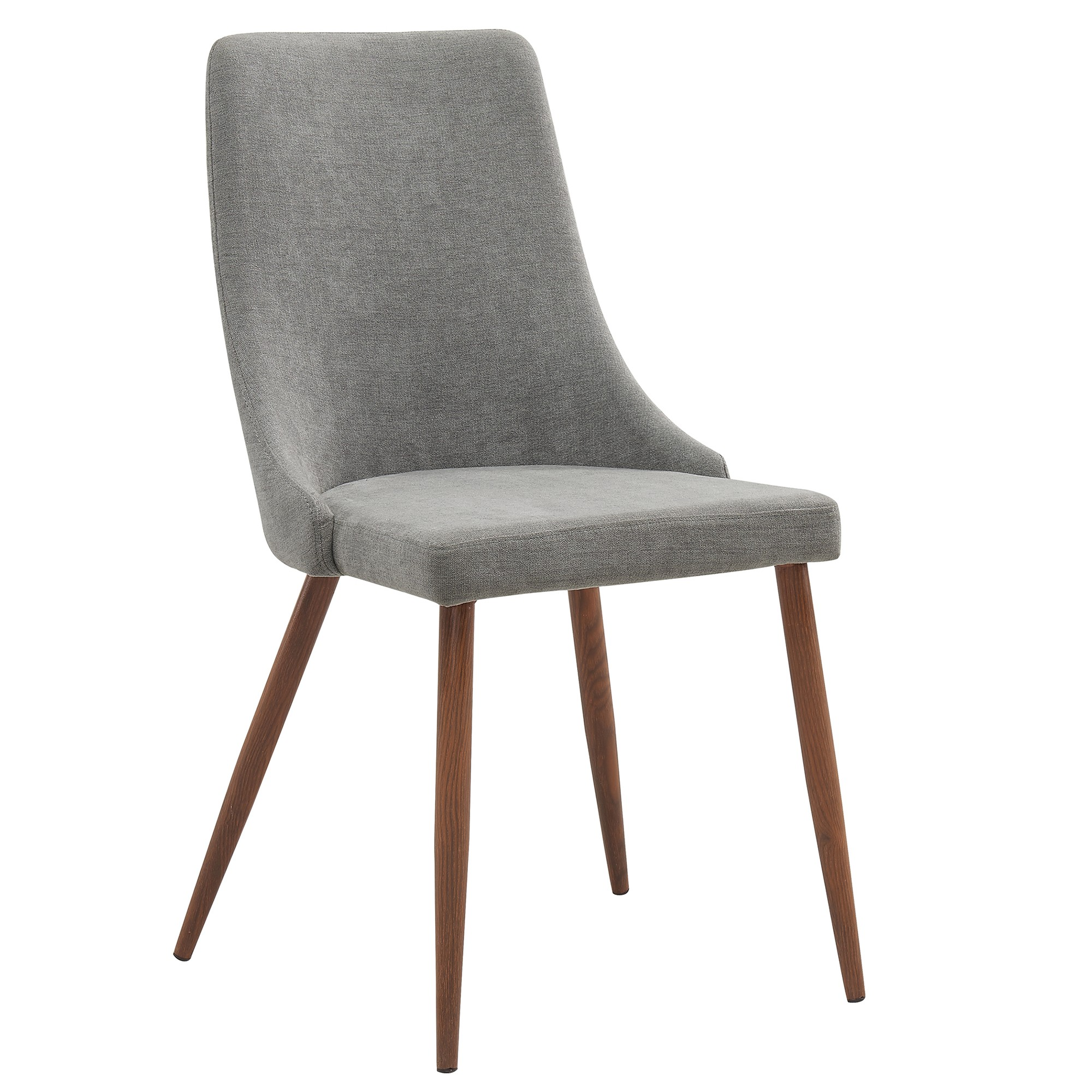 Grey Side Chair Cora Side Chair In Grey