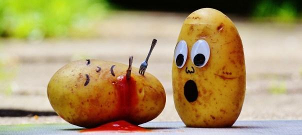 Potato murder