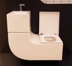 W+W Toilet van Gabriele & Oscar Buratti