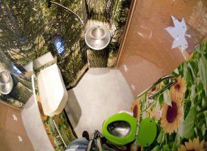 Nieuw ontwerp toilet NS