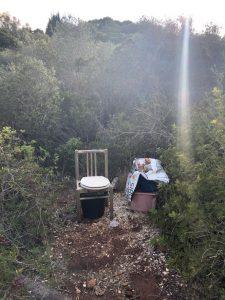 Natuur wc