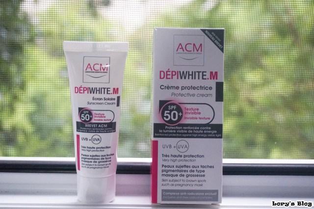 crema pentru fata cu SPF 50-ACM DepiWhite M