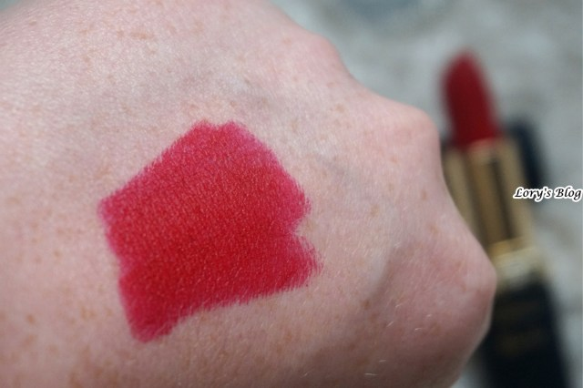 ruj-loreal-blake-blackes-red-swatch-lorys-blog