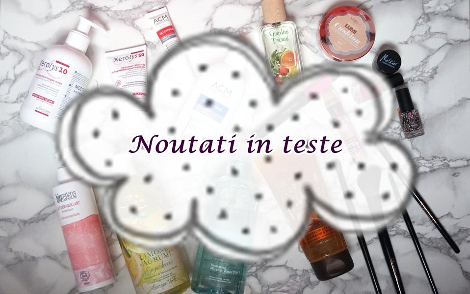 Noutăţi în teste: Melkior, Bottega Verde, Blacknight, Yves Rocher, Magnifique Skin şi 1001 Cosmetice