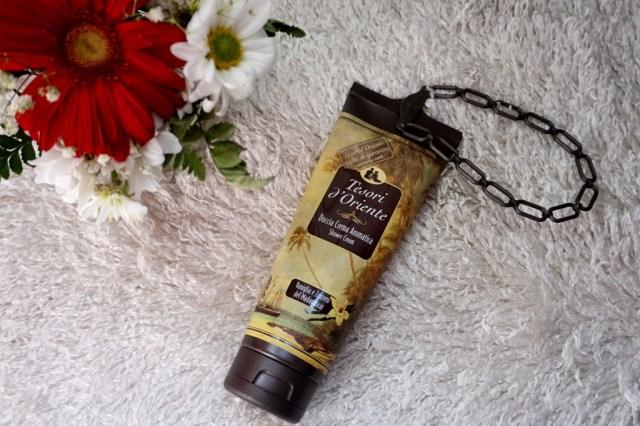 Gel de duș Tesori D'Oriente cu vanilie