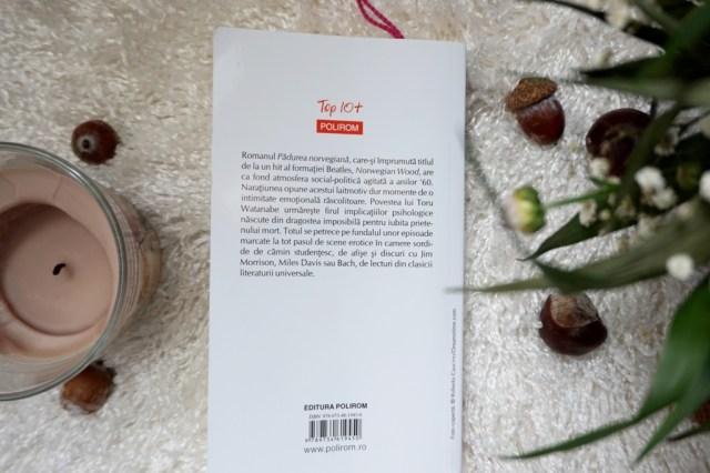 Recenzie carte - Padurea Norvegiana