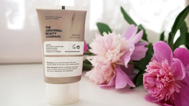 Review High-Adherence Silicone Primer The Ordinary